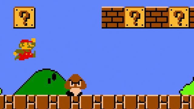 Nintendo ontwikkelt 'nieuw type' Mario-game