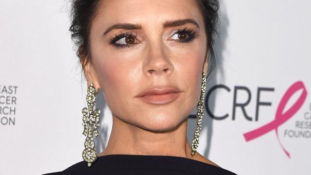 'Victoria Beckham laat reünie Spice Girls schieten'