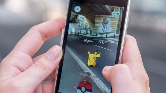 Gamers gaven in 2019 recordbedrag uit aan Pokémon Go