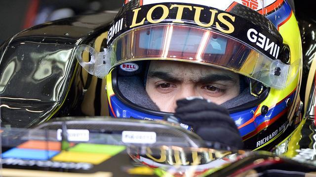 Maldonado rijdt ook volgend seizoen voor Lotus