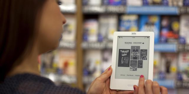 Digitale boeken populair: jongeren leenden vorig jaar dubbel zo veel e-books