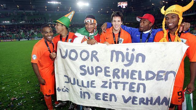 Hoogtepunten in de loopbaan van Vlaar waren de Europese titels met Jong Oranje in 2006 en 2007.