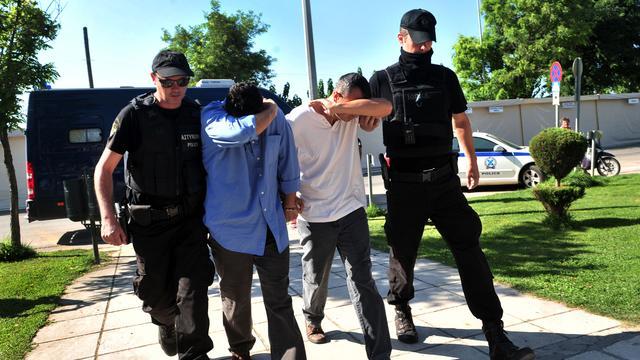 Acht Turkse militairen mogen hopen op verblijfsvergunning in Griekenland