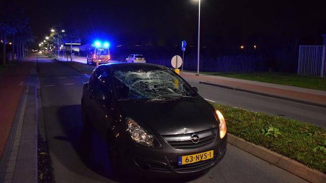 Fietser gewond bij aanrijding in Leiderdorp