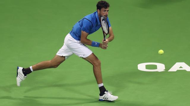 Haase in eerste ronde ATP-toernooi Doha ten onder
