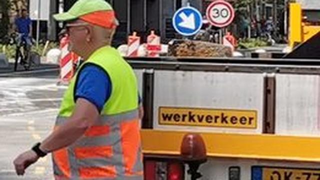 Delen van Bezuidenhoutseweg en Prins Clauslaan half november afgesloten