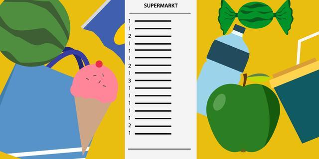 Het Bonnetje van Karin Luiten: 'Supermarkt is noodzakelijk kwaad'