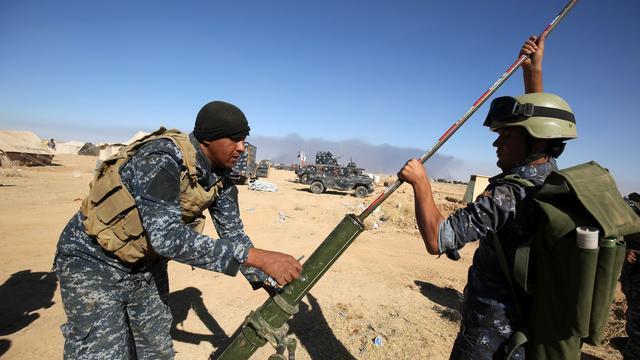 Wat we tot nu toe weten over het offensief tegen IS in Mosul