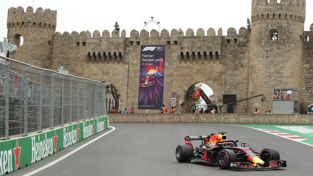 Vijf vragen over GP Azerbeidzjan: 'Update Honda-motor belangrijk in Bakoe'