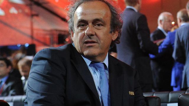 Platini bevestigt kandidatuur voor voorzitterschap FIFA