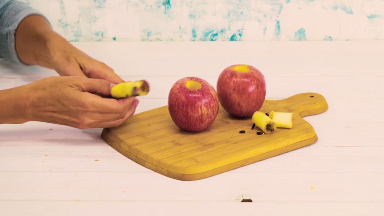Gezond én lekker: maak deze appelchips
