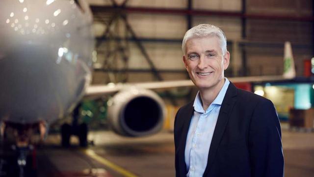 Transavia-topman stapt over naar reisorganisatie Sunweb