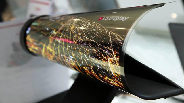 'Lenovo werkt met LG Display aan opvouwbare tablet'