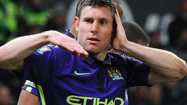 Liverpool neemt transfervrije Milner over van Manchester City