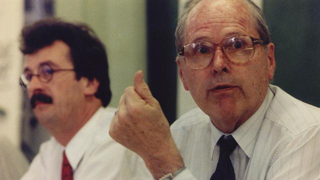 Voormalig minister Koos Andriessen (90) overleden
