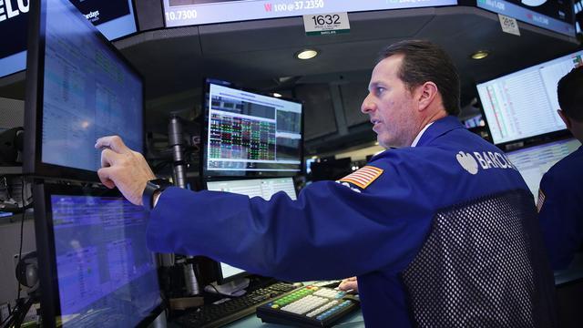 Grondstoffen trekken maandag de kar op Wall Street