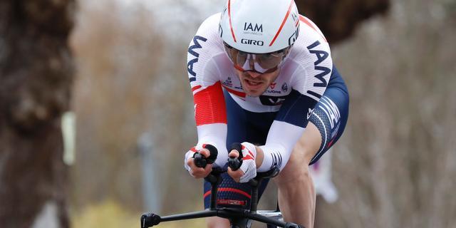 Devenyns slaat dubbelslag in Ronde van België