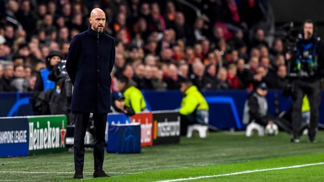 Ten Hag vindt Champions League-uitschakeling Ajax 'ontzettend bitter'