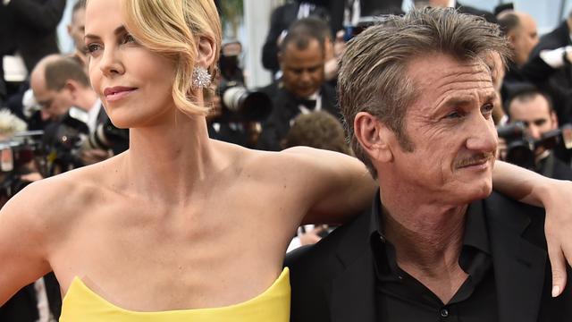 'Sean Penn en Charlize Theron uit elkaar'