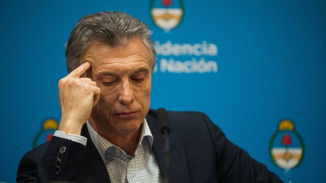 Kredietbeoordelaar verlaagt rating Argentinië na economische rampweek