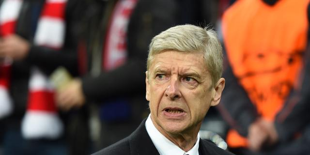 Wenger gelooft in overwintering Arsenal in Champions League