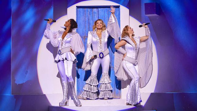 Musical Mamma Mia! verlengd tot en met december 2019