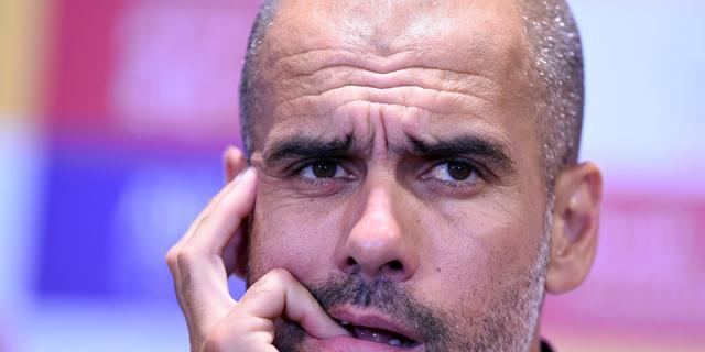 Guardiola hekelt speculaties over sportieve toekomst