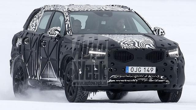 Spionagebeelden nieuwe Volvo XC40 opgedoken