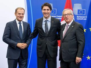 Akkoord moet handel tussen Canada en Europese Unie vergemakkelijken
