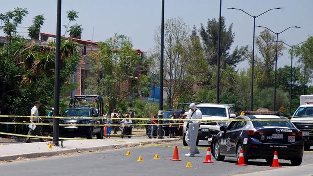 Nederlandse vrouw raakt gewond door vuurgevecht in Mexico