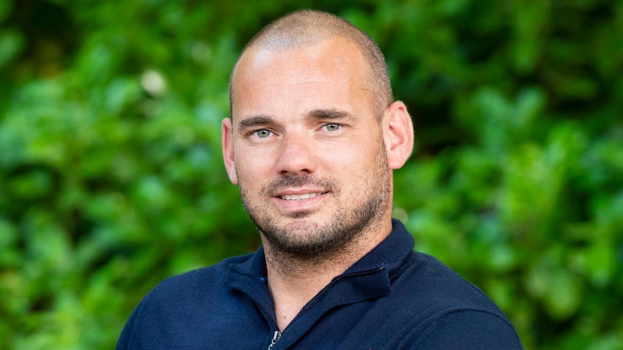 Wesley Sneijder De Oranjezomer