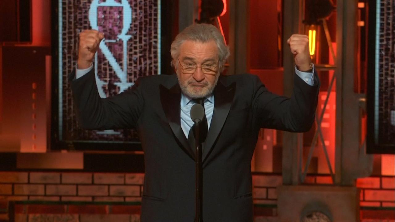 Robert De Niro beledigt Trump bij Tony Awards