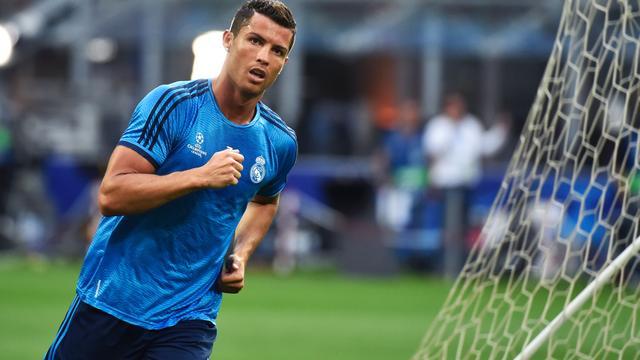 Real Madrid begint met Ronaldo aan Champions League-finale tegen Atletico