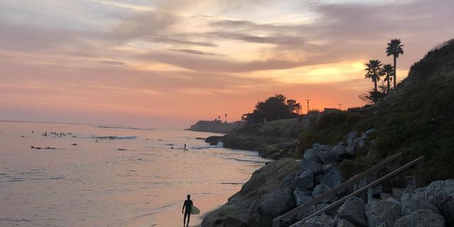 Werken aan de costa? 'Tussendoor lig ik drie uur in het water'