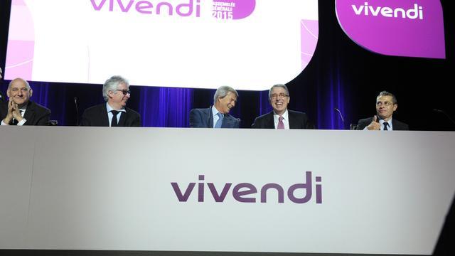 Vivendi ziet af van koop mediabedrijf Berlusconi
