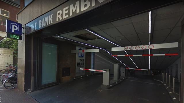 Rechter: 'Parkeergarage The Bank aan Amstelstraat moet 's nachts dicht'