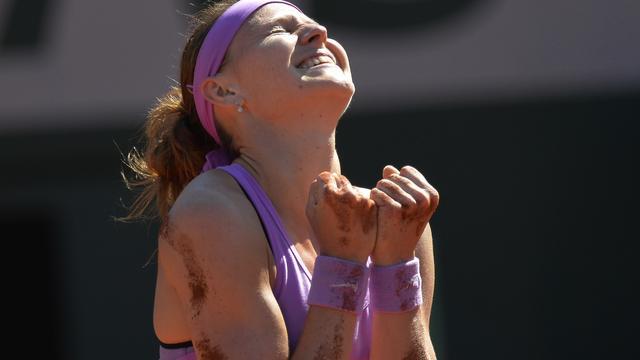 Safarova kan finaleplaats in Parijs amper geloven