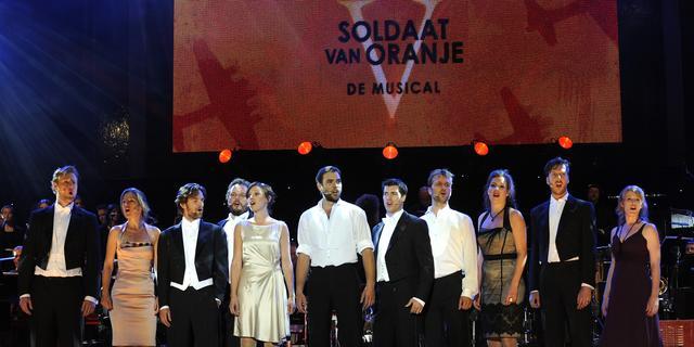 Musical Soldaat van Oranje viert mijlpaal met drie miljoenste bezoeker