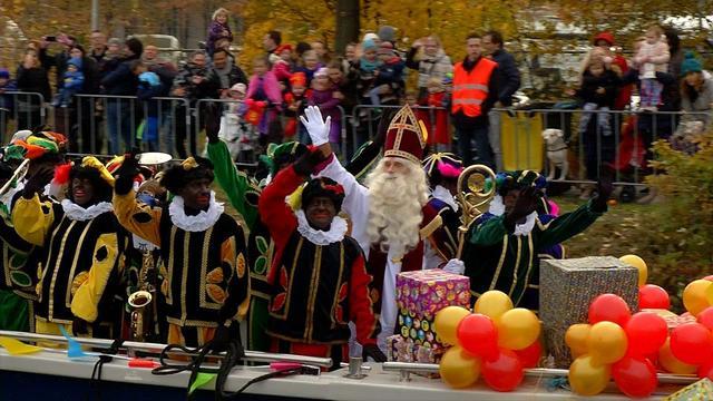 Zo ziet de intocht van Sinterklaas er in Rotterdam uit