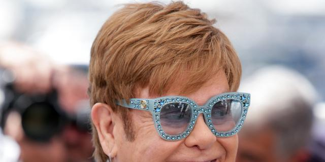 Elton John geïnterviewd door Graham Norton voor documentairespecial
