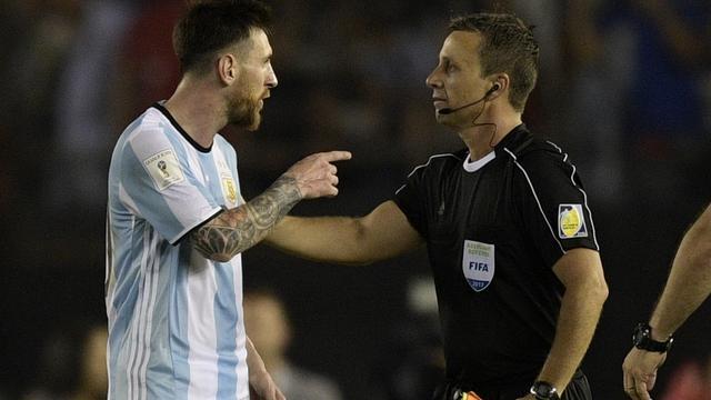 FIFA spreekt Messi in hoger beroep vrij van vier duels schorsing
