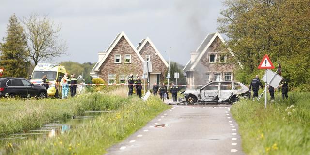 Dode, twee gewonden en zes arrestaties bij politieachtervolging regio Amsterdam