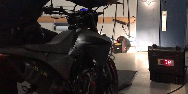 Vijf bekeuringen tijdens controle scooters in centrum Rotterdam