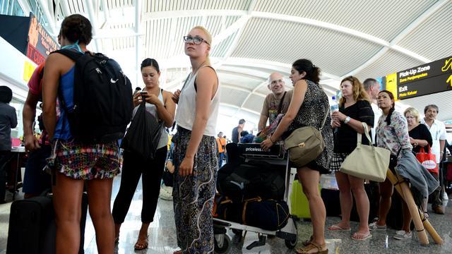 Honderden passagiers gestrand op Bali