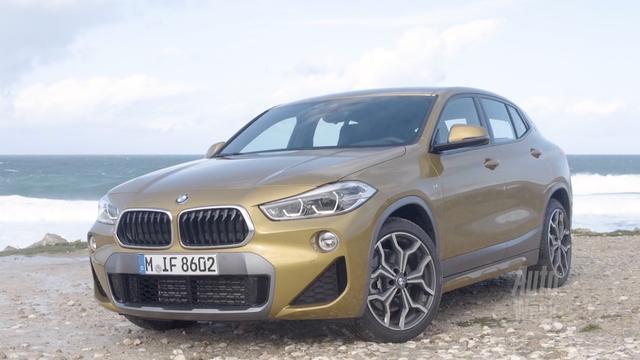 Eerste rijtest: BMW X2, de sportief gelijnde variant van de X1