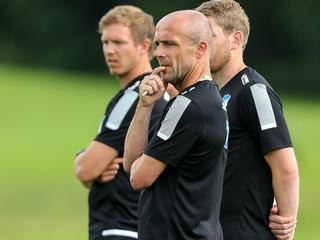 Duitsers willen eerst opvolger voor assistent-trainer