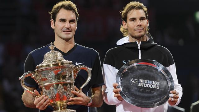 Overzicht: Erelijsten Australian Open-finalisten Federer en Nadal