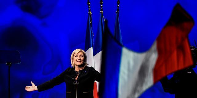 'Franse justitie onderzoekt misbruik overheidsgeld door Front National'