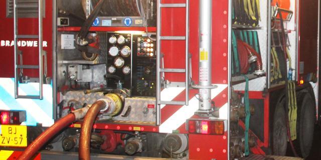 Omwonenden geëvacueerd door rookontwikkeling na grote brand Meppel