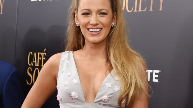 'Blake Lively bevallen van dochter'